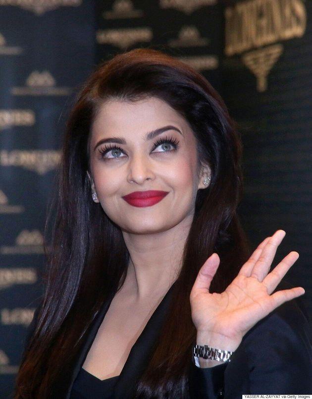 Aishwarya Rai Nails Her Beauty