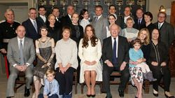 Kate Middleton Meets The Cast Of 'Downton