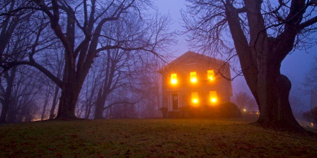 Haunted Canada: Houses, Tours, Attractions And