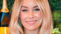 Lauren Conrad Gets Her First Haircut In