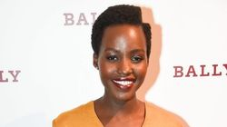 Lupita Nyong'o Makes A Bold Fashion