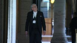 Vickers Walks With Gun Through Parliament Moments After