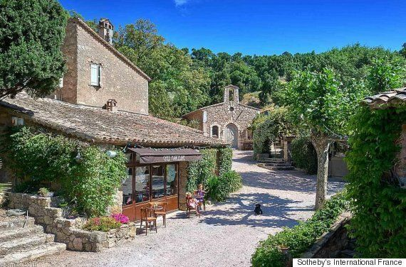 LOOK: Johnny Depp Is Selling An Entire French Village He