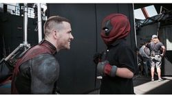 Ryan Reynolds Grants Wish For Boy Battling