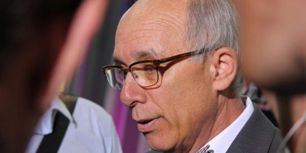 Edmonton Mayor Stephen Mandel announced his plans to retire after three-terms in