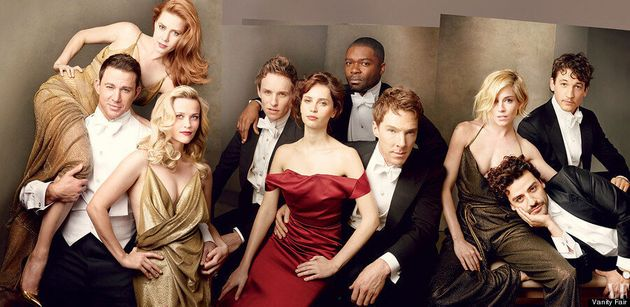 Benedict Cumberbatch Covers Vanity Fair's Hollywood