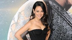 Mila Kunis' First Red Carpet