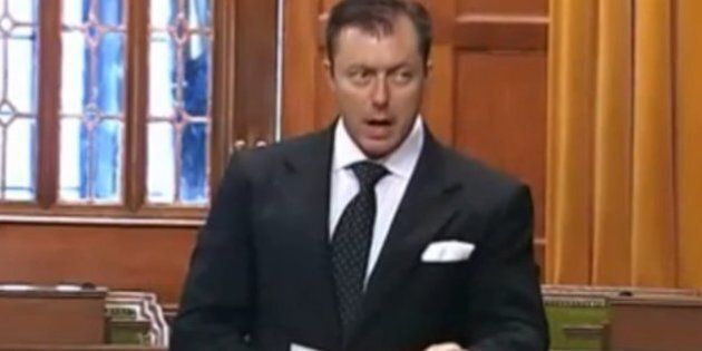 Conservative MP Rob Anders Faces Another