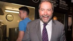 Mulcair Warns Against Quebec Sovereignty, But Waves Nationalist