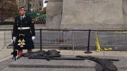 Heartbreaking Photo Shows Fallen Soldier Nathan Cirillo Moments Before