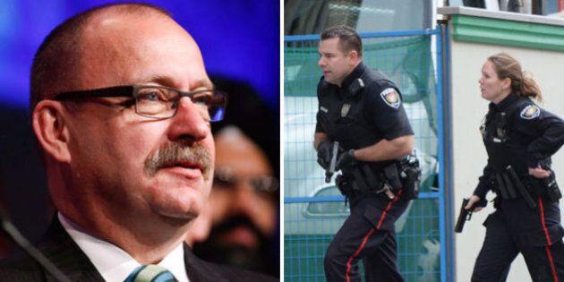 Ottawa Shooting: Ric McIver, Alberta MLA, Recounts Close Call With