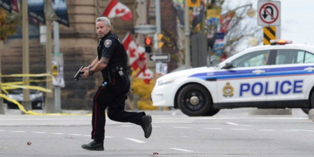 Ottawa Shooting EMS Call: 'We May Have Multiple Patients. One Soldier Has Been