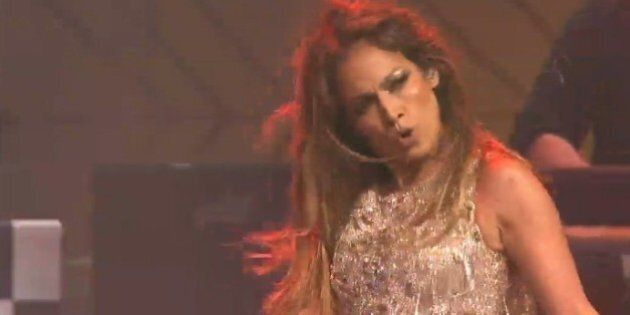 Jennifer Lopez In Vancouver For We