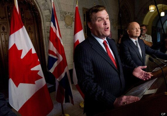 John Baird's Long Career In Politics: 5 Things To
