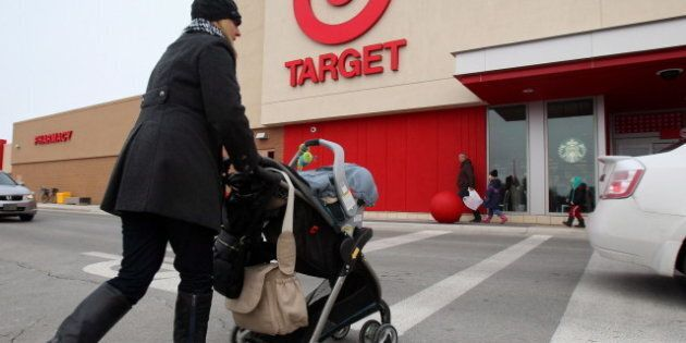 Target Canada's Sales Numbers Soar .. After Announcing It's