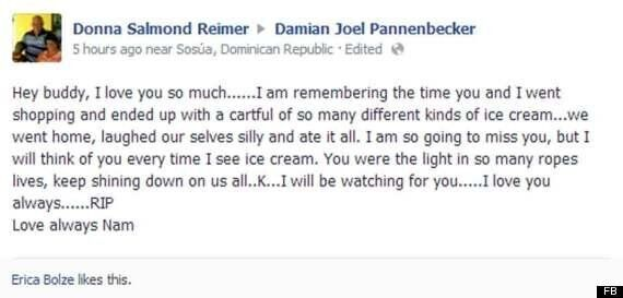 Damian Pannenbecker Dead: Red Deer Hockey Player And Mentor Killed In Crash Near