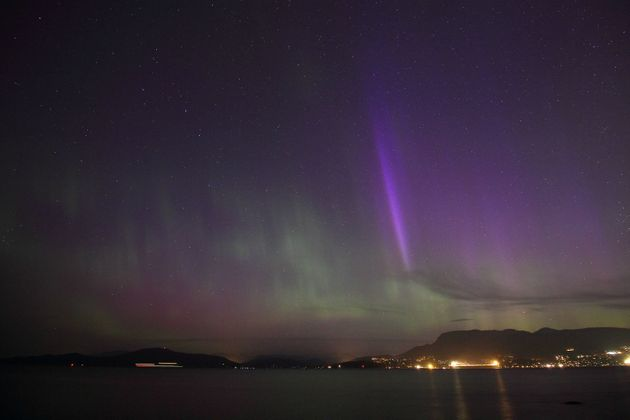 Northern Lights Dazzle Canadians Just As Summer