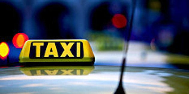 Suspect Takes Taxi To Home Invasion; Asks Driver To