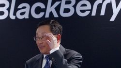 BlackBerry CEO Sees Pay Drop