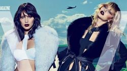 Gigi And Bella Hadid Are Double Trouble On V Magazine