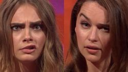 Who Has The Strongest Brow Game: Cara Delevingne Or Emliia