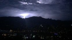 Vancouver Lightning Puts On A Beautiful