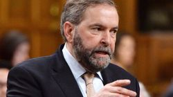 NDP Says Universities Not 'Neutral' Enough To Host Leaders'