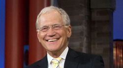 Dave Letterman Was My Man on the