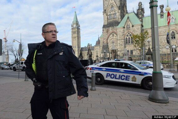 Ottawa Shooting: Photos From Parliament Hill And War