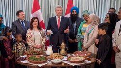 Harper Invites Muslim Leaders To Break Fast With Him At 24