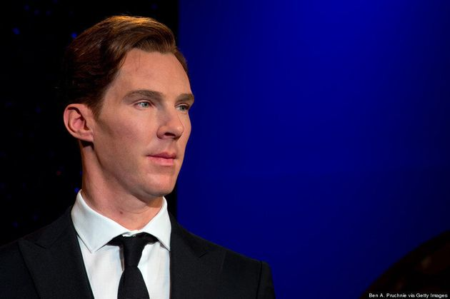 Benedict Cumberbatch Is The Perfect Madame Tussauds Wax