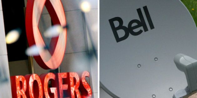 Bell, Rogers In CRTC Standoff Over Access To Streaming