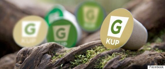 G-KUP, Vancouver Company, Patents 1st Compostable Coffee
