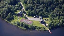 This $14.5 Million Home Is The Most Quebec Estate We've Seen