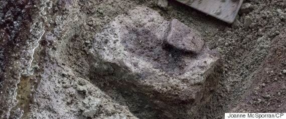 Human Footprints Found In B.C. May Be Oldest In North