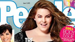 Tess Holliday Lands Her First Magazine
