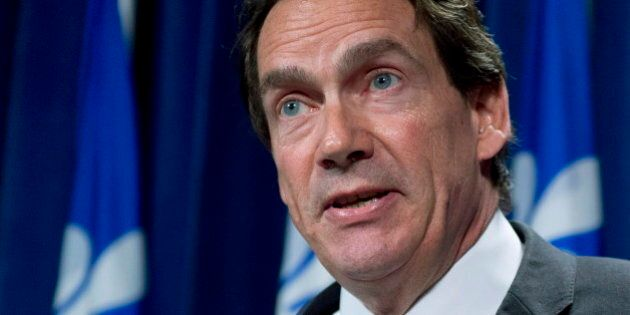 Pierre Karl Peladeau: 'I Don't Have To Answer Reporters'