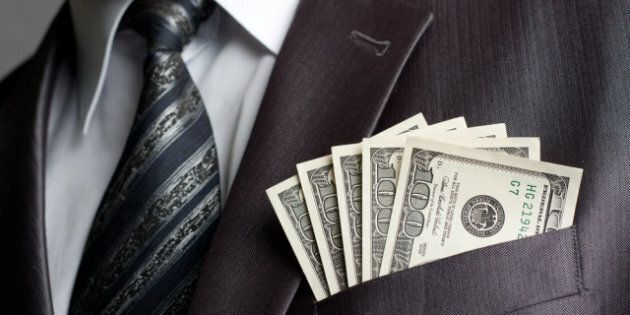 U.S. CEOs Earned 303 Times The Pay Of Average