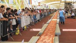 We Really Need A Slice Of The World's Longest