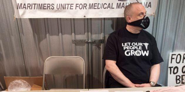 Medical Marijuana User Arrested, Says New Health Canada Regulations