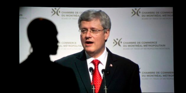 Stephen Harper Security Breach Happened Because It's 'About Democracy,' Says