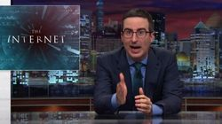 John Oliver Wants The Internet To Stop Wrecking Women's