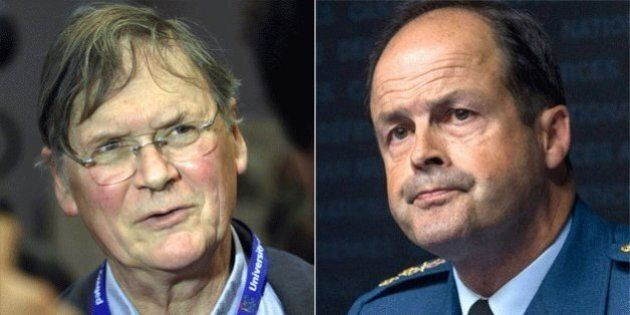 Women Should Thank Tim Hunt and Gen. Tom Lawson For Their Sexist