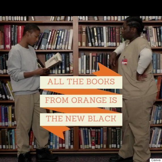 Every Book Read And Referenced Throughout 'Orange Is The New