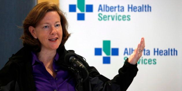 Alison Redford Defends Trade Mission To India With Energy
