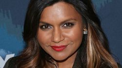 Mindy Kaling Had The Best Super Bowl