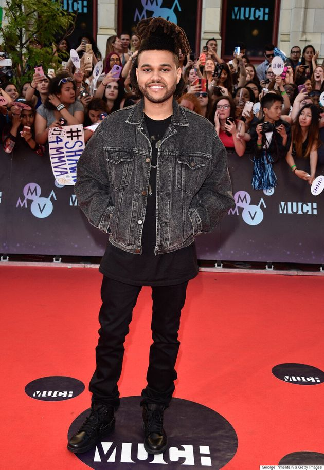 Ed Sheeran's MMVA 2015 Ensemble Is The Definition Of