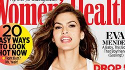 Eva Mendes' Post-Baby Figure Is