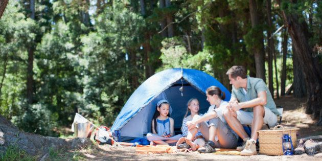 Top 5 Family-Friendly Campgrounds Near Toronto | HuffPost Canada