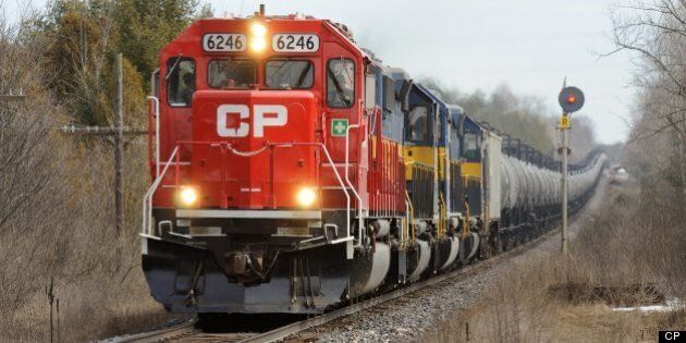 CP Rail Encourages Office Workers To Learn How To Drive